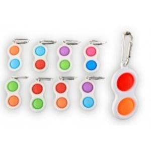 Magic Fidget 2 pop it sleutelhanger 9064